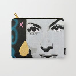 Maria Felix Carry-All Pouch