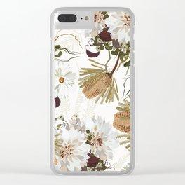 Juliette Charm Clear iPhone Case