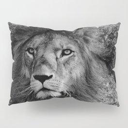 The Fearless Lion Pillow Sham