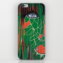 Nature's Night Watchman iPhone Skin
