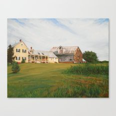 Aunt May's Canvas Print