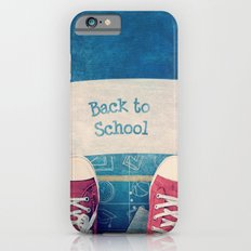 Back to school iPhone 6 Slim Case