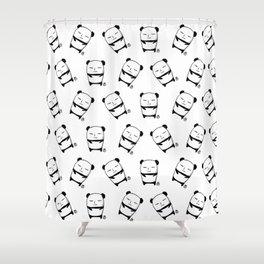 Winnie the Panda Shower Curtain