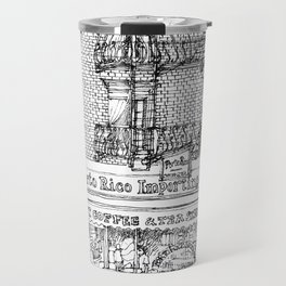 PORTO RICO IMPORT CO, NYC Travel Mug