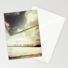 your street Stationery Cards