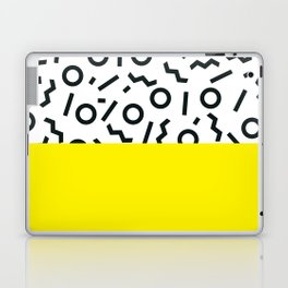 Memphis pattern 46 Laptop & iPad Skin