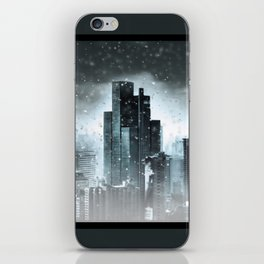 Nuclear winter, Apocalypse iPhone Skin