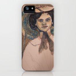 Sunbonnet Sisters iPhone Case