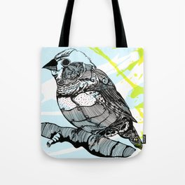 Sparrow me Tote Bag