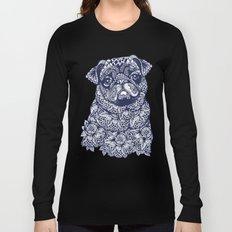 MANDALA OF PUG Long Sleeve T-shirt