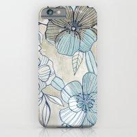 Vintage Botanical iPhone 6s Slim Case