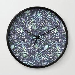 Jungle zeepra Wall Clock