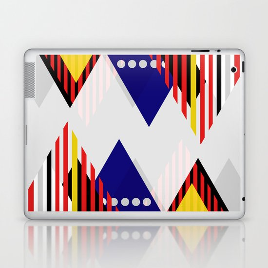PriTri Laptop & iPad Skin