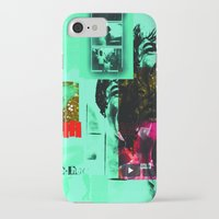 caitlin hackett iPhone & iPod Cases featuring caitlin by tobetobe