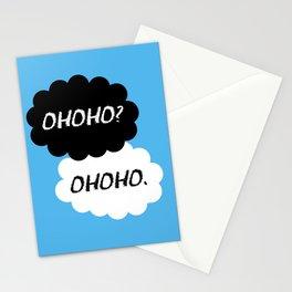 OHOHO? OHOHO. Stationery Cards