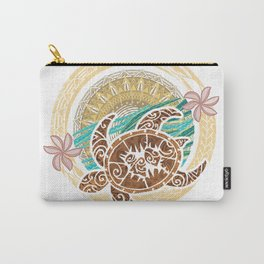 If We Tollerate This Eco Turtle Carry-All Pouch