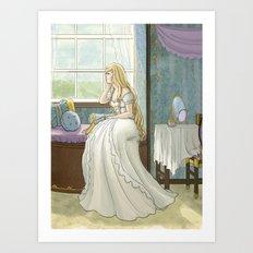 Estellae Art Print