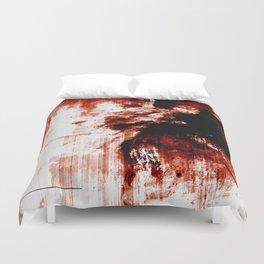 Blood Duvet Cover