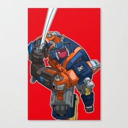 FUTRON TWO Canvas Print