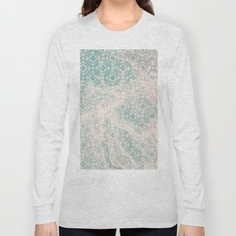 freestyle pattern Long Sleeve T-shirt