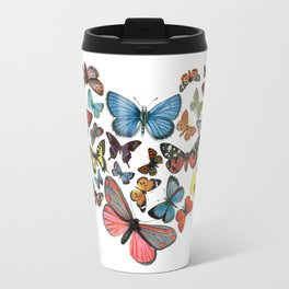 BUTTERFLY LOVE Travel Mug