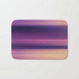 Abstract background blur motion Bath Mat