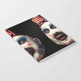 Captain Spaulding Notebook