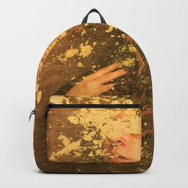 Gold Plated Queer II Backpack