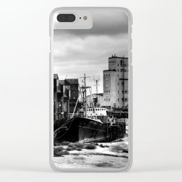 River Hull Clear iPhone Case