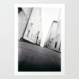 Salzburg NO3 Art Print