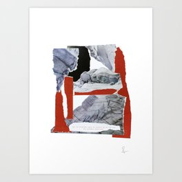No title #18 201 Art Print
