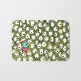 Pingo's People (Dare to be Different!) Bath Mat