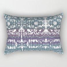 Mirror of Style Rectangular Pillow