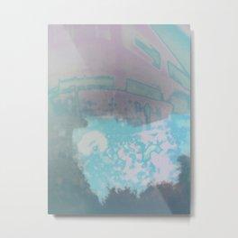 Dandelion 7.3 Metal Print