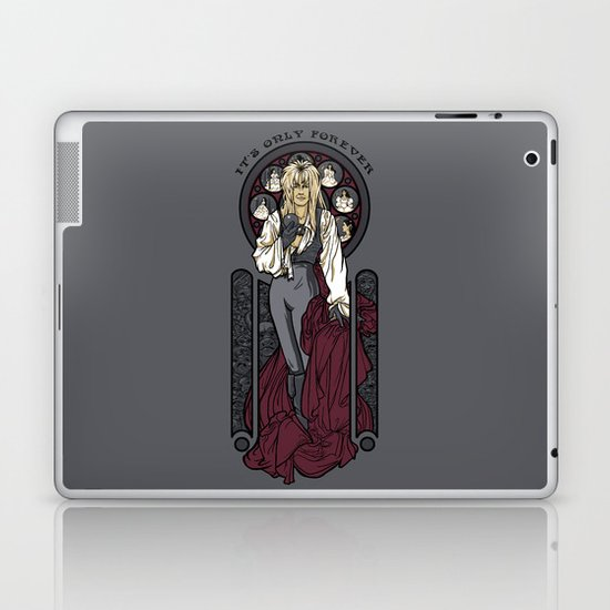 It's not long at all.... Laptop & iPad Skin