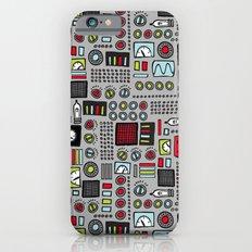 Robot Controls iPhone 6s Slim Case
