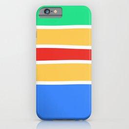 Luzzu Colors  iPhone Case