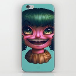 Charmaine iPhone Skin
