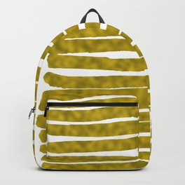 Gold Lines Backpack