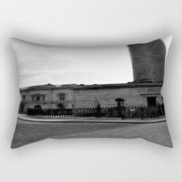 Peabody in the Round Rectangular Pillow