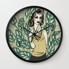 Why Try to Change Me Now? Wall Clock
