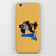 Building an Empire (Colour) iPhone & iPod Skin