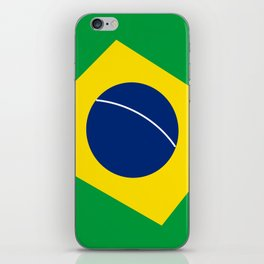 Team Brazil #brasil #selecao #bresil #brazil #russia #football #worldcup #soccer #fan #worldcup2018 iPhone Skin