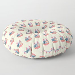 4th of July Floor Pillow