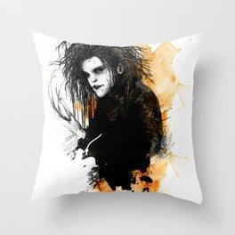 ShockHeaded Peter Throw Pillow