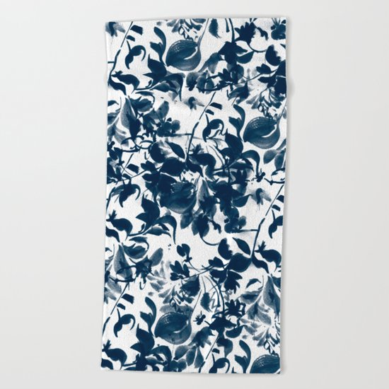 Abstract pattern 2 Beach Towel