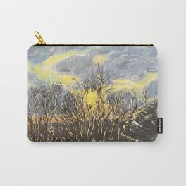 Sunset at the Park Carry-All Pouch