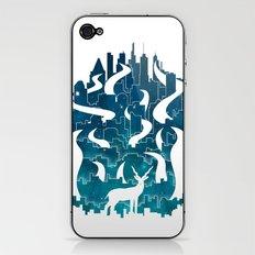 Antelope Aeon iPhone & iPod Skin