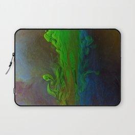 Blue Green Falls Laptop Sleeve