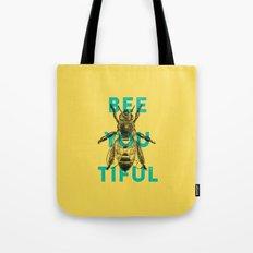 Bee-you-tiful Tote Bag